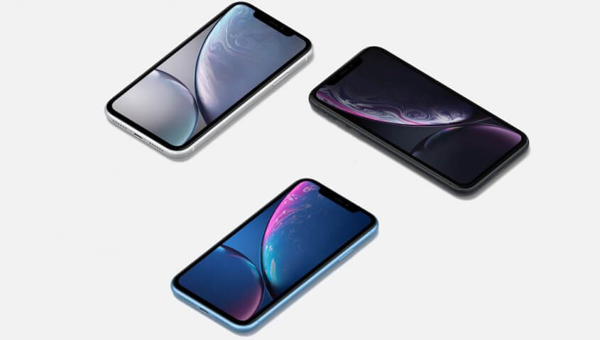 Apple iPhone XR abonnement telefoon