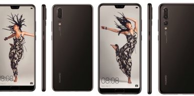 De volledige Huawei P20 line-up is gelekt