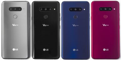 LG V40 ThinQ: Vijf camera's en meeslepende audio
