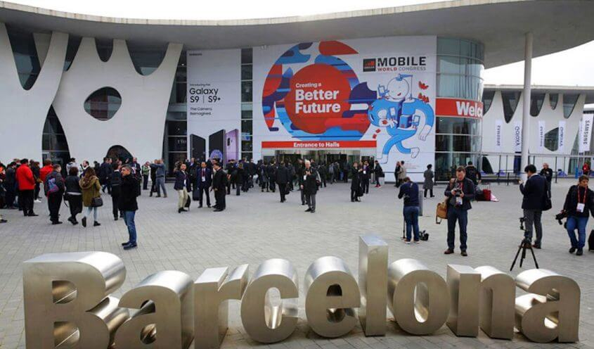Mobile World Congress 2018 MWC 2018