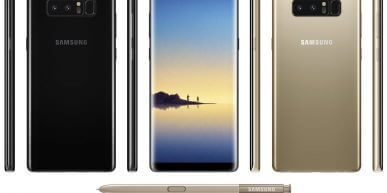 Dit is de Samsung Galaxy Note 8