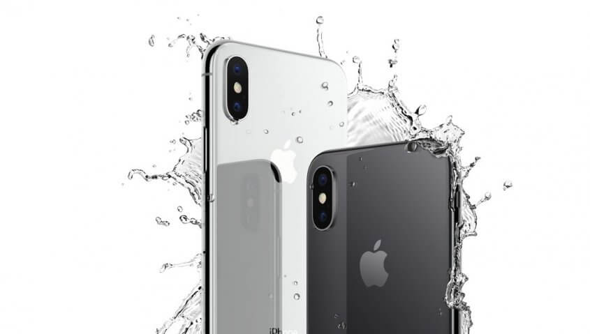iPhone X opvolger iPhone XS